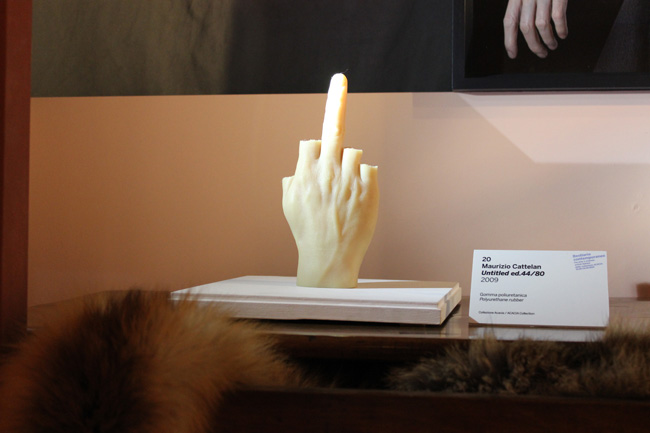 CONTEMPORARY BESTIARY @ Natural History Museum, Venice (13)