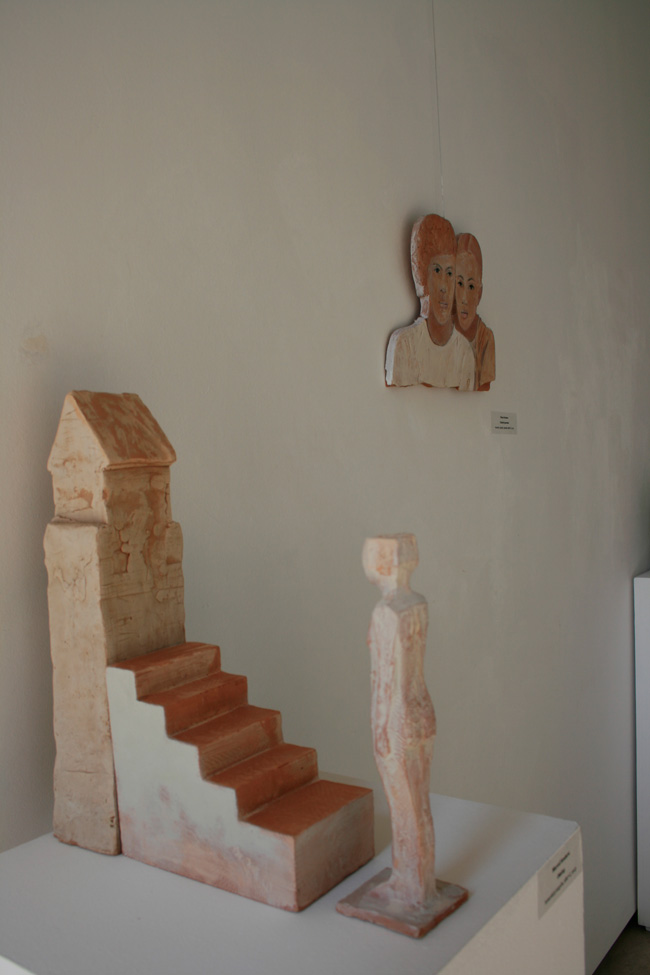 Elena si Marcel Scutaru Forme empatice @ Galeria Galateea, Bucuresti (15)