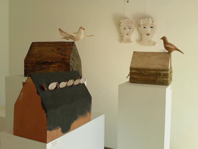 Elena si Marcel Scutaru Forme empatice @ Galeria Galateea, Bucuresti (20)