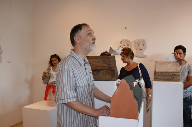 Elena si Marcel Scutaru Forme empatice @ Galeria Galateea, Bucuresti (23)