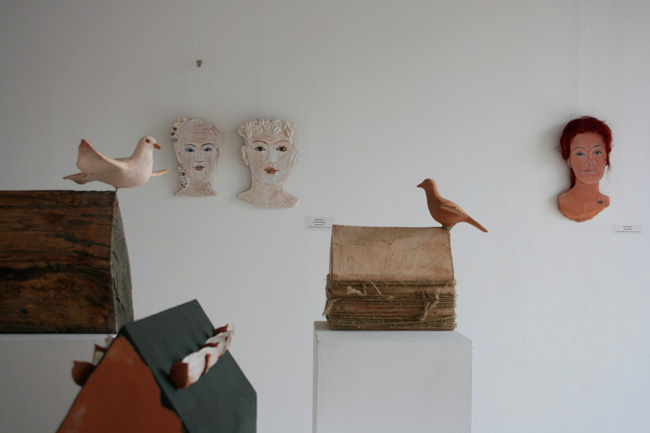 Elena si Marcel Scutaru Forme empatice @ Galeria Galateea, Bucuresti (8)