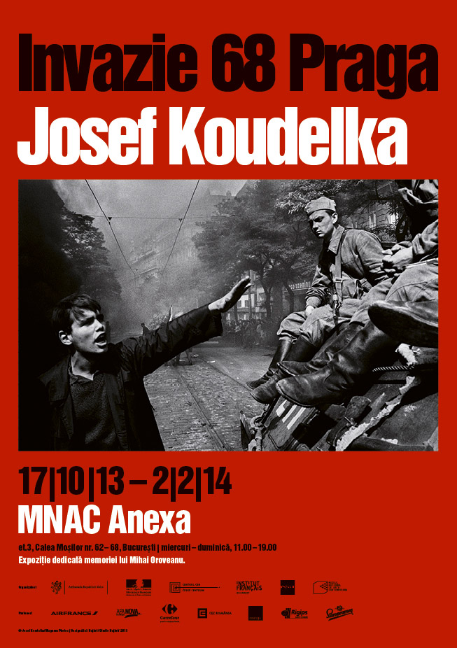 Josef Koudelka in Bucharest