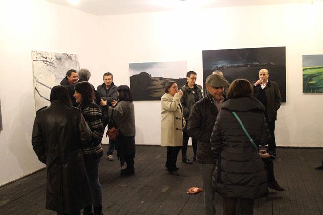 Alice Teca, Alice s Landscapes @ Backspace Open Studio, Bucuresti (2)