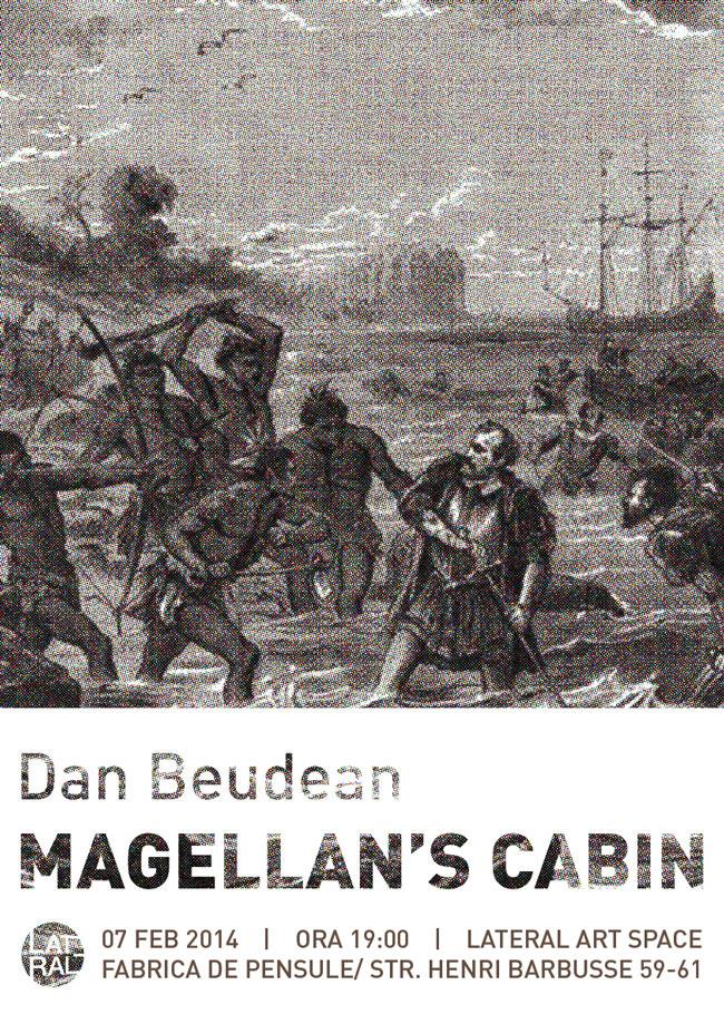 Lateral-ArtSpace-MAGELLAN'S-CABIN---Dan-Beudean-Poster