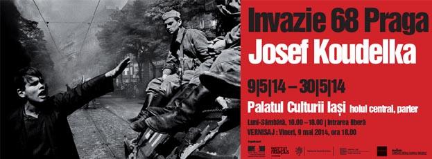 Expozitia anului, la Iasi Invazie 68 Praga a celebrului fotograf Josef Koudelka