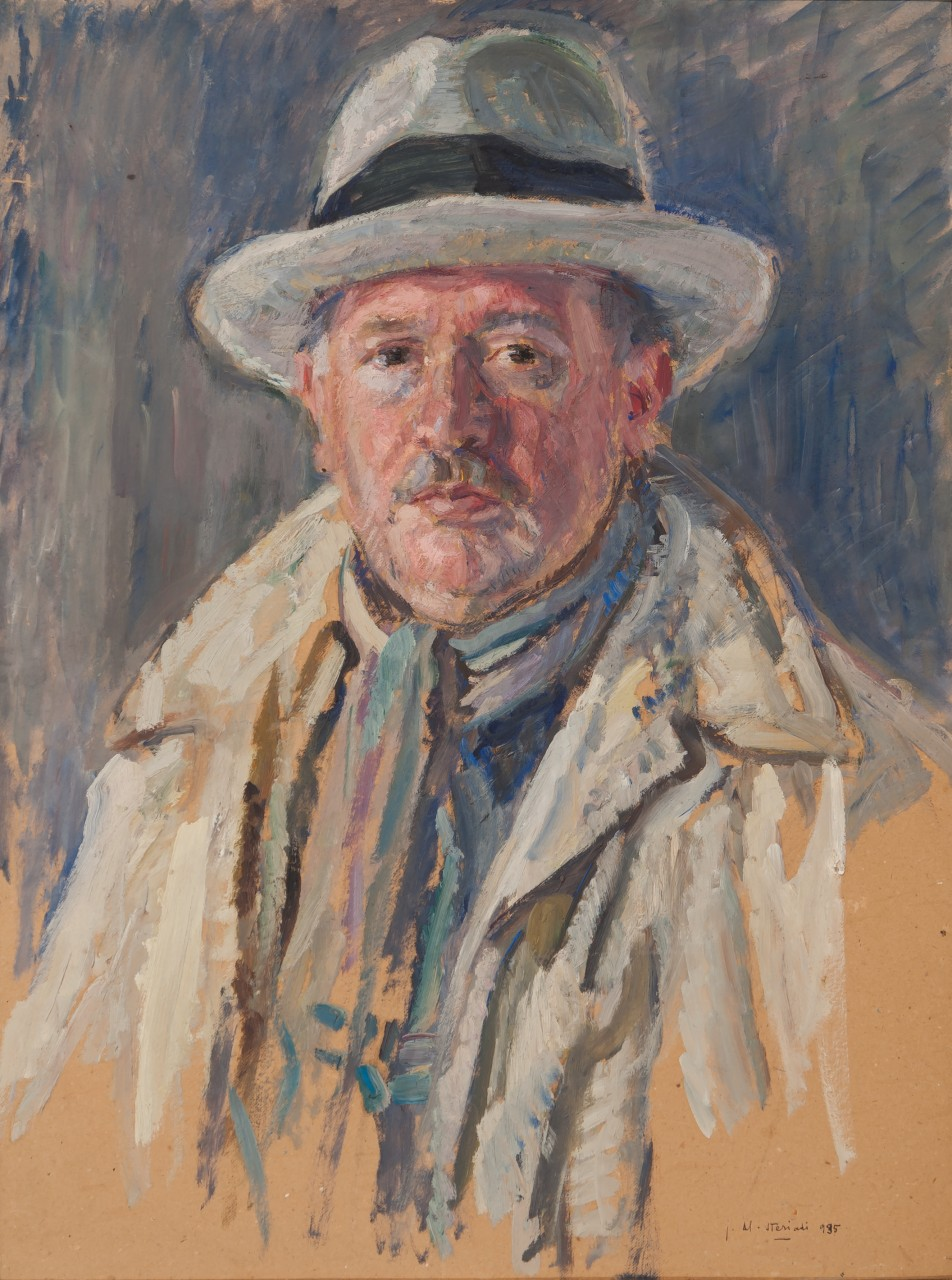 Jean Alexandru Steriadi - Autoportret, 1935