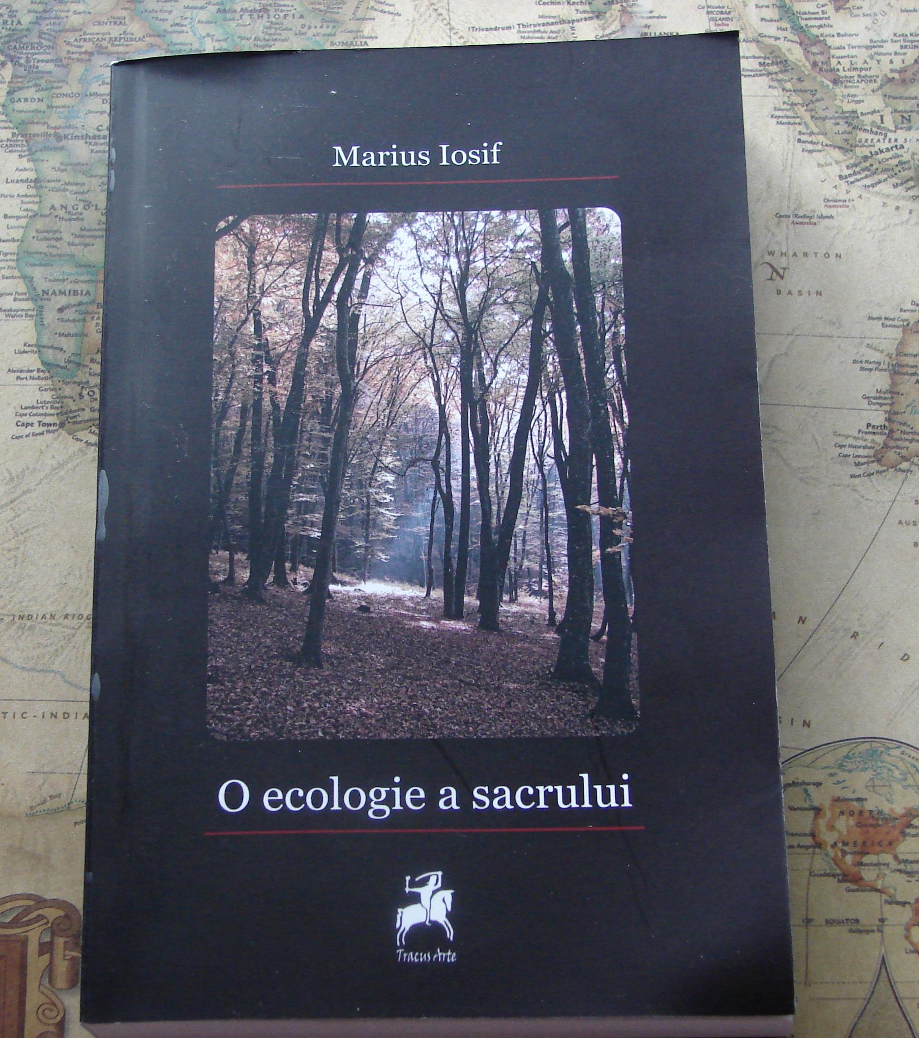 o ecologie a sacrului - marius iosif 001