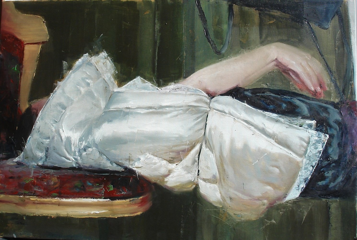 large_Teodora_Axente__Becoming_2__2012__Oil_on_canvas__20.5_x_30.3_in__52_x_77_cm_