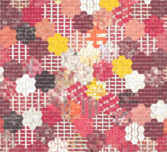 CES_Contemporary_Robert_Larson_Red_Tessellation1