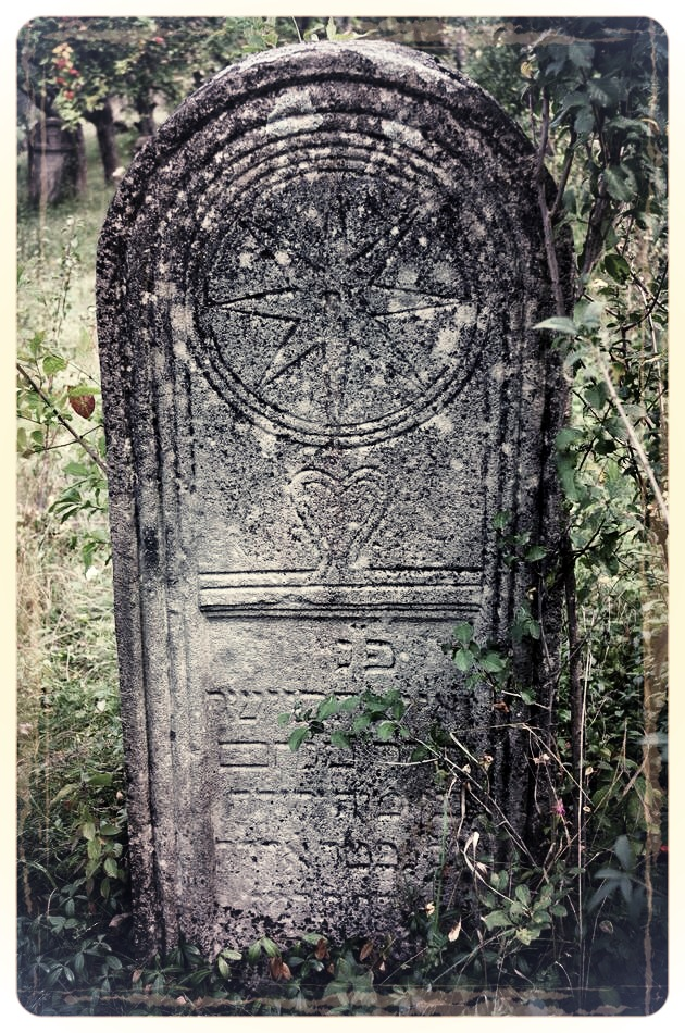napradea - salaj cimitir evreiesc - foto lucian muntean 20