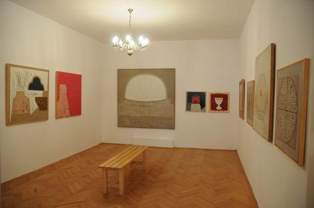 Marin Gherasim - Geometria Magmei - H'art Gallery - foto lucian muntean_0001