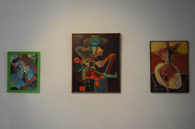 salonul de iarna 2014 - 2015 - simeza - foto Lucian Muntean 45