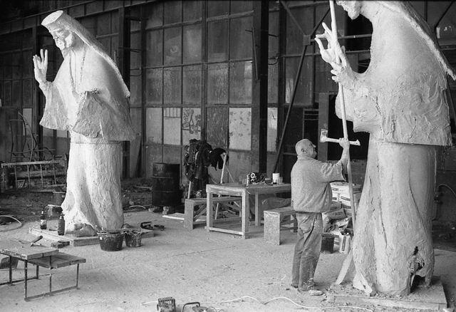 mihai istudor - atelier combinatul fondului plastic - foto Jonas Mercier 05