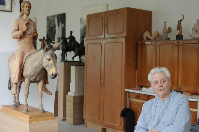 Mihai Marcu - sculptura - foto lucian muntean 01