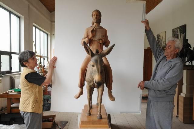 Mihai Marcu - sculptura - foto lucian muntean 08