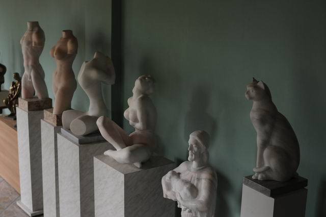 Mihai Marcu - sculptura - foto lucian muntean 11