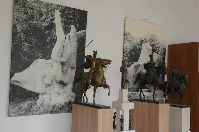 Mihai Marcu - sculptura - foto lucian muntean 15