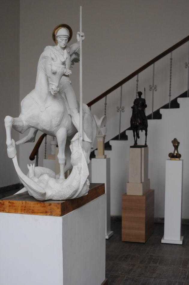 Mihai Marcu - sculptura - foto lucian muntean 78