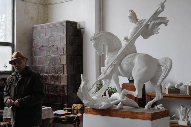 Mihai Marcu - sculptura - foto lucian muntean 81
