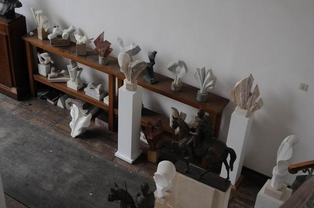 Mihai Marcu - sculptura - foto lucian muntean 85