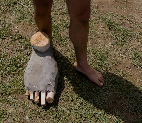 a-k-piciorul
