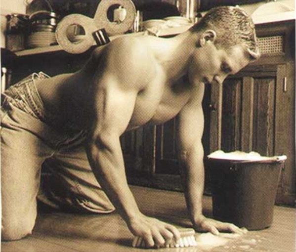 man-ideal-cleaning