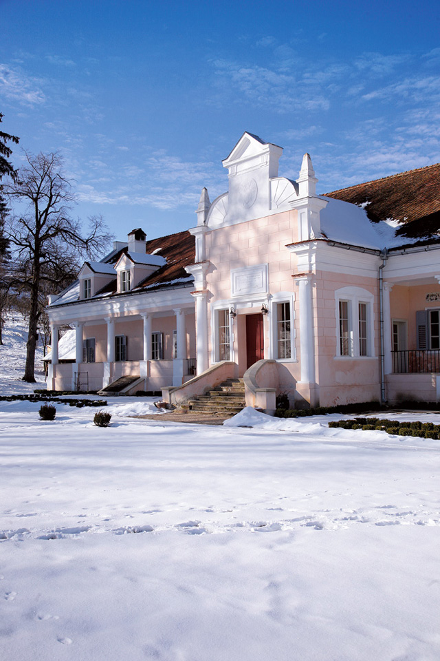 Castelul Apafi, Sibiu (exterior)