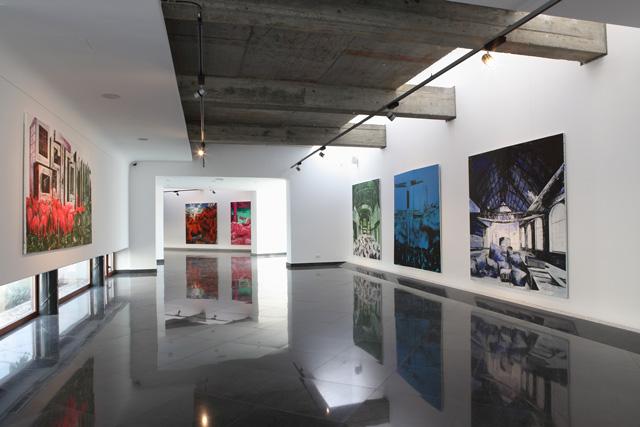 Jecza-Gallery, Ioan-Augustin-Pop, Arheologii industriale, curator Alexandra Titu
