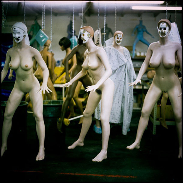 Love Machines, Photos From Inside a Sex Doll Factory (12)