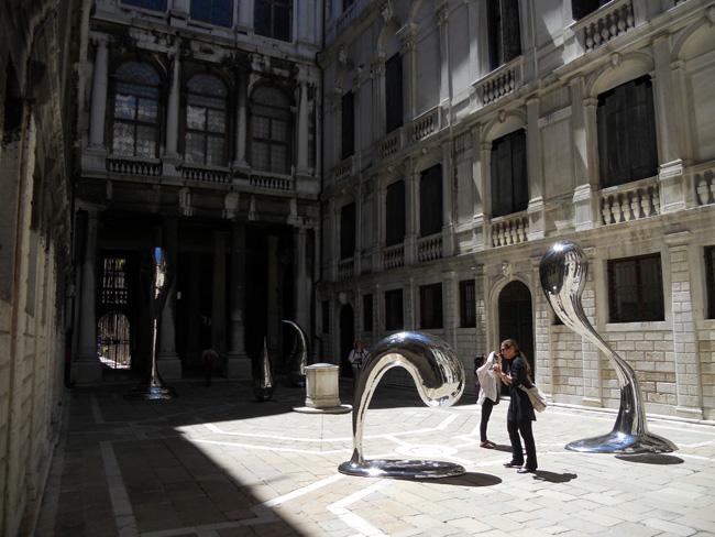 Simon Ma Ink ∙ Brush ∙ Heart - Xishuangbanna @ Venice Art Biennale 2013 (2)