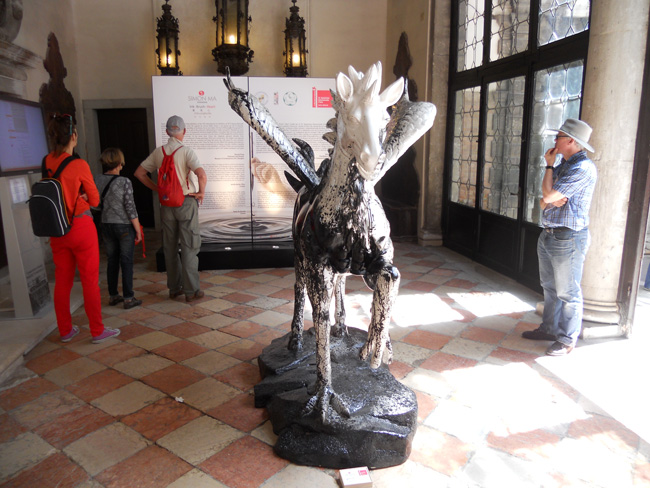 Simon Ma Ink ∙ Brush ∙ Heart - Xishuangbanna @ Venice Art Biennale 2013 (4)