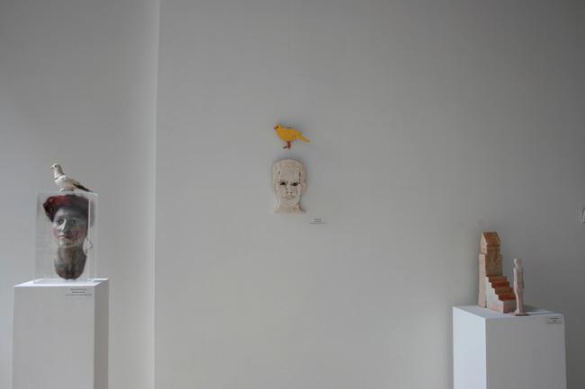 Elena si Marcel Scutaru Forme empatice @ Galeria Galateea, Bucuresti (10)