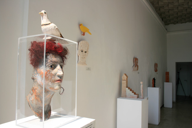 Elena si Marcel Scutaru Forme empatice @ Galeria Galateea, Bucuresti (11)