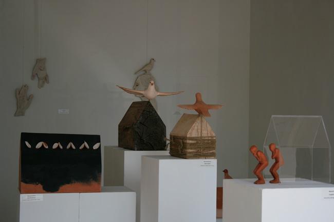 Elena si Marcel Scutaru Forme empatice @ Galeria Galateea, Bucuresti (14)