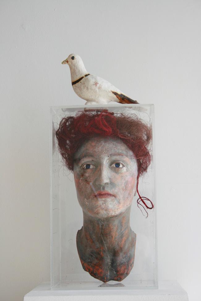 Elena si Marcel Scutaru Forme empatice @ Galeria Galateea, Bucuresti (2)