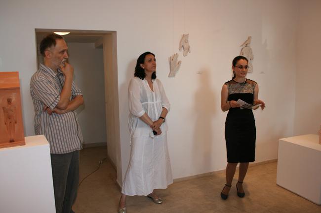 Elena si Marcel Scutaru Forme empatice @ Galeria Galateea, Bucuresti (24)