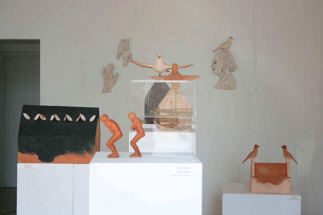 Elena si Marcel Scutaru Forme empatice @ Galeria Galateea, Bucuresti (4)