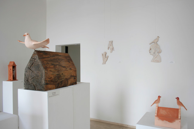 Elena si Marcel Scutaru Forme empatice @ Galeria Galateea, Bucuresti (5)