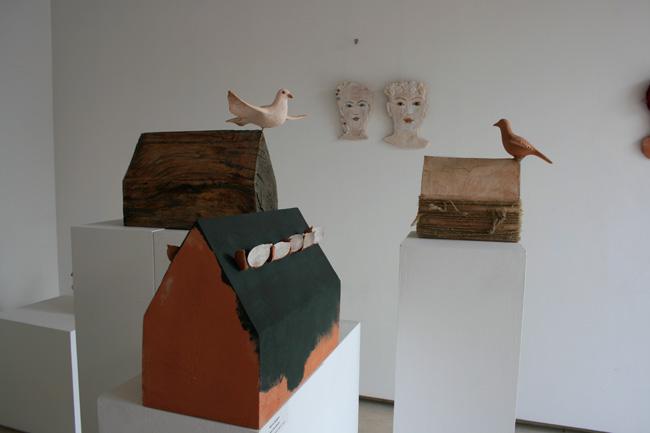 Elena si Marcel Scutaru Forme empatice @ Galeria Galateea, Bucuresti (7)