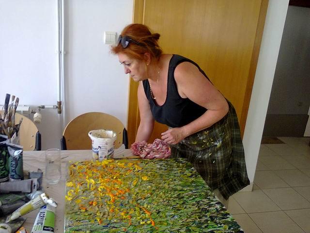 Resize of 1-work (7) Beata BEBEL, pictura, Czestocova-Polonia