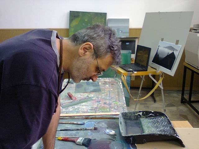 Resize of 1-work (9) Radu SERBAN, pictura, Cluj