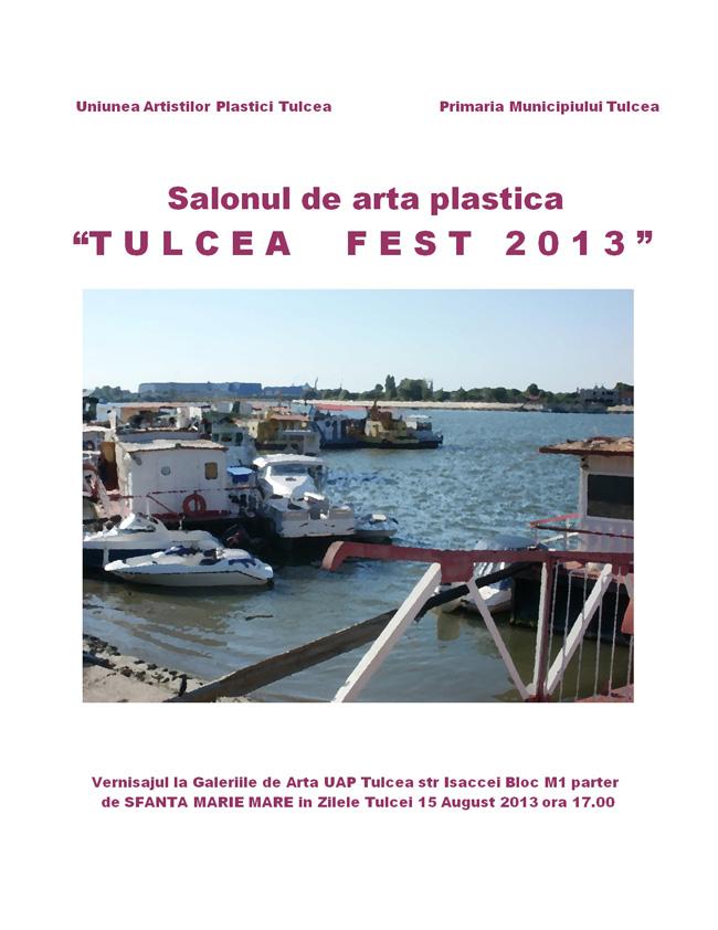 Salonul de arta plastica TULCEA FEST2013