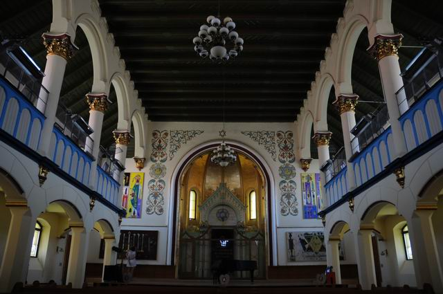 sinagoga bistrita - societatea de concerte - foto lucian muntean 02