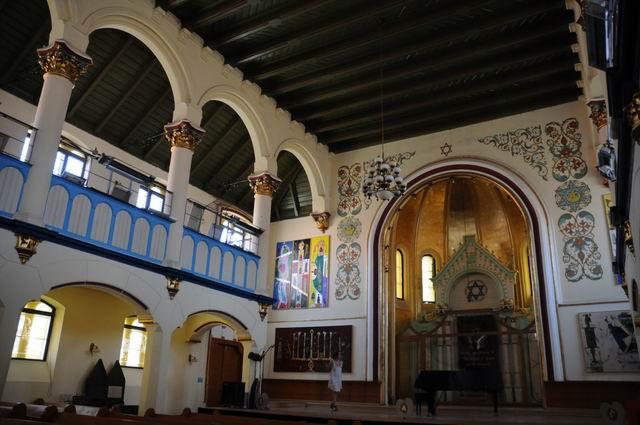 sinagoga bistrita - societatea de concerte - foto lucian muntean 04
