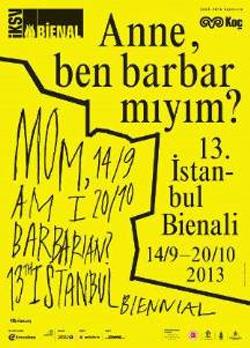 Bienala de Arta Contemporana Istanbul, editia a XIII-a