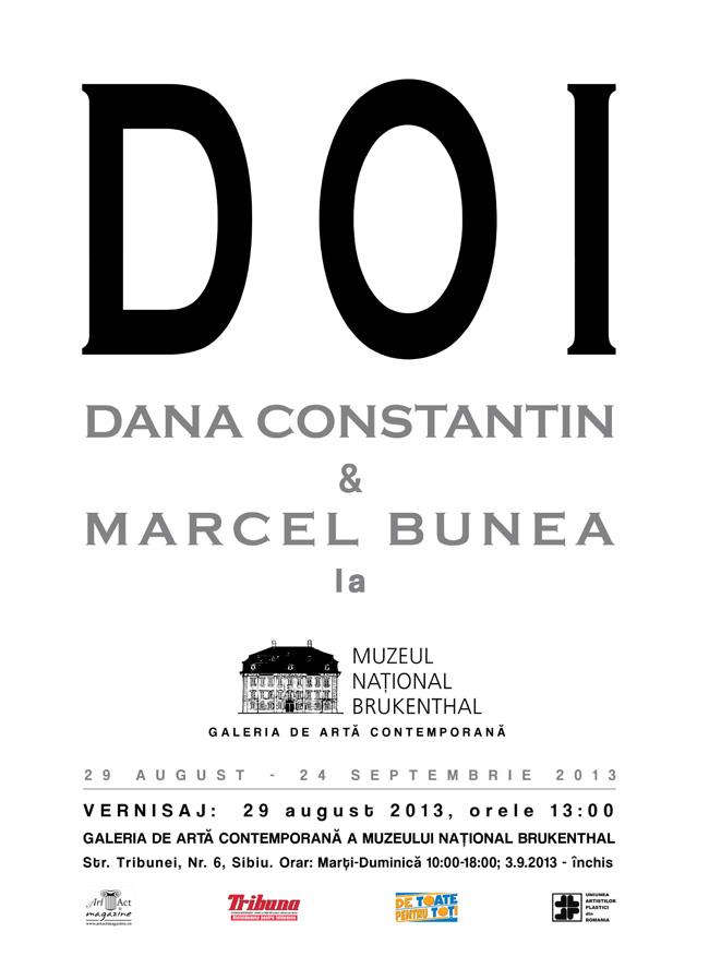 Dana-Constantin&Marcel-Bunea-la-Muzeul-Brukenthal