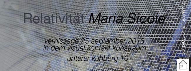 Galeria Visual Kontakt, Ulm, Germania - Maria Sicoie (2)
