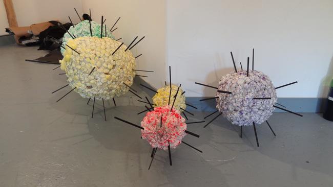 Galeria Visual Kontakt, Ulm, Germania - Maria Sicoie (5)