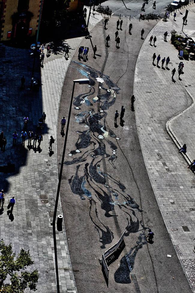 Ghostly Shadow Art  (3)