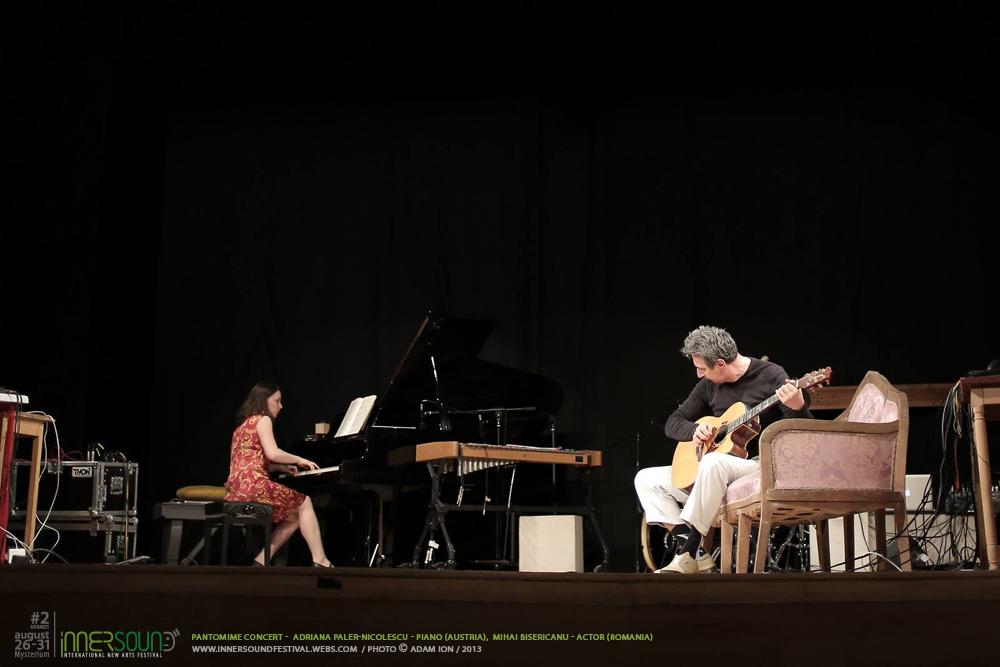 InnerSound-Adriana Paler-Ionescu(austria) si Mihai Bisericanu(actor-ro)